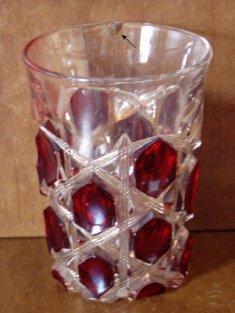 Glass Tumbler Before