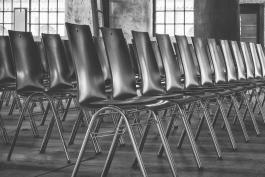 Viele Stühle mieten