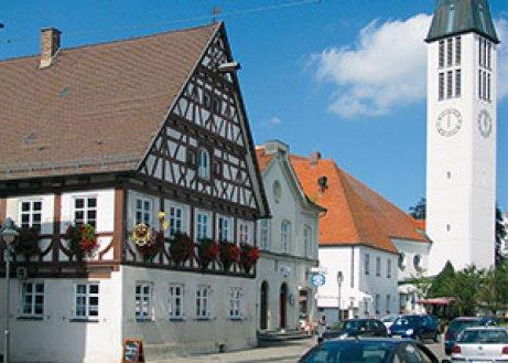 Bild: Gasthof Adler Ichenhausen