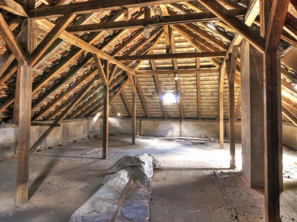 Altbausanierungen und altbau renovierungen holzbau schmid - Dachstuhl ausbauen ...