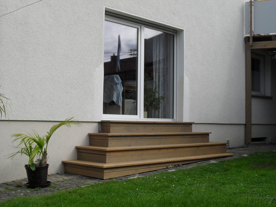 holzterrassen anlegen und terrassendielen verlegen holzbau schmid. Black Bedroom Furniture Sets. Home Design Ideas