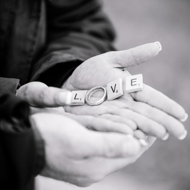 Hochzeitsfotografie Thun auf Instagram