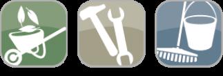 Logo Troesch Hauswartungen