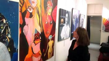 Ausstellungen Ulla Wobst
