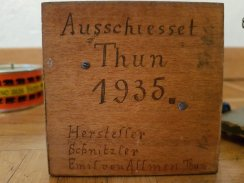 Holz-Fulehung 1935, Boden