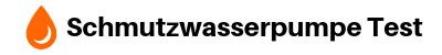 Schmutzwasser Test Logo