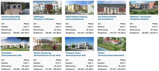 Pflegeimmobilie Kaufen als Kapitalanlage - Pflegeimmobilien selber rechnen