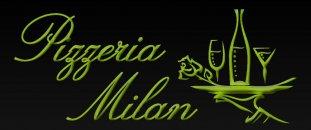 Pizzeria Gummersbach-Dieringhausen - Logo Pizzeria Milan