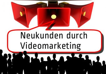 Neukundengewinnung Videomarketing - YouTube-Videomarketing