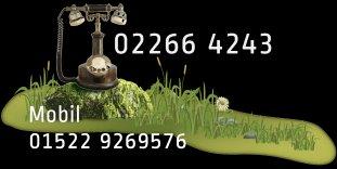 Kontakt aufnehmen - Rufen Sie uns an!