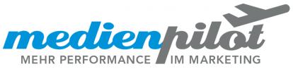Logo der Online-Marketing-Agentur Medienpilot in Nürnberg