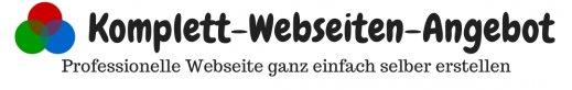 Kompletter Internetauftritt Homepage Baukasten