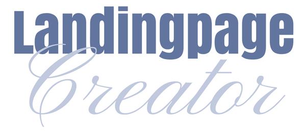 Landingpage erstellen mit Landingpage Creator