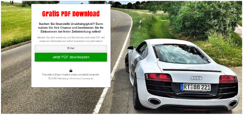 Klicken um zu allen Landingpage-Vorlagen zu gelangen