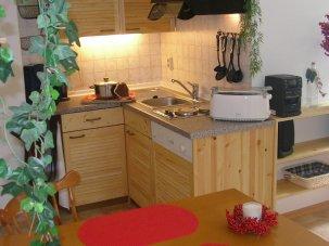 Vogelbeerhaus Küche