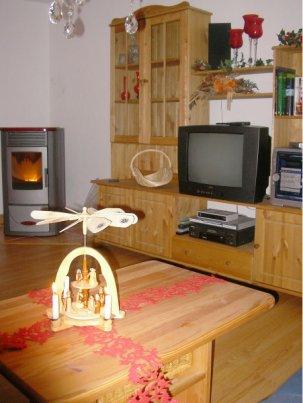 Vogelbeerhaus Wohnzimmer