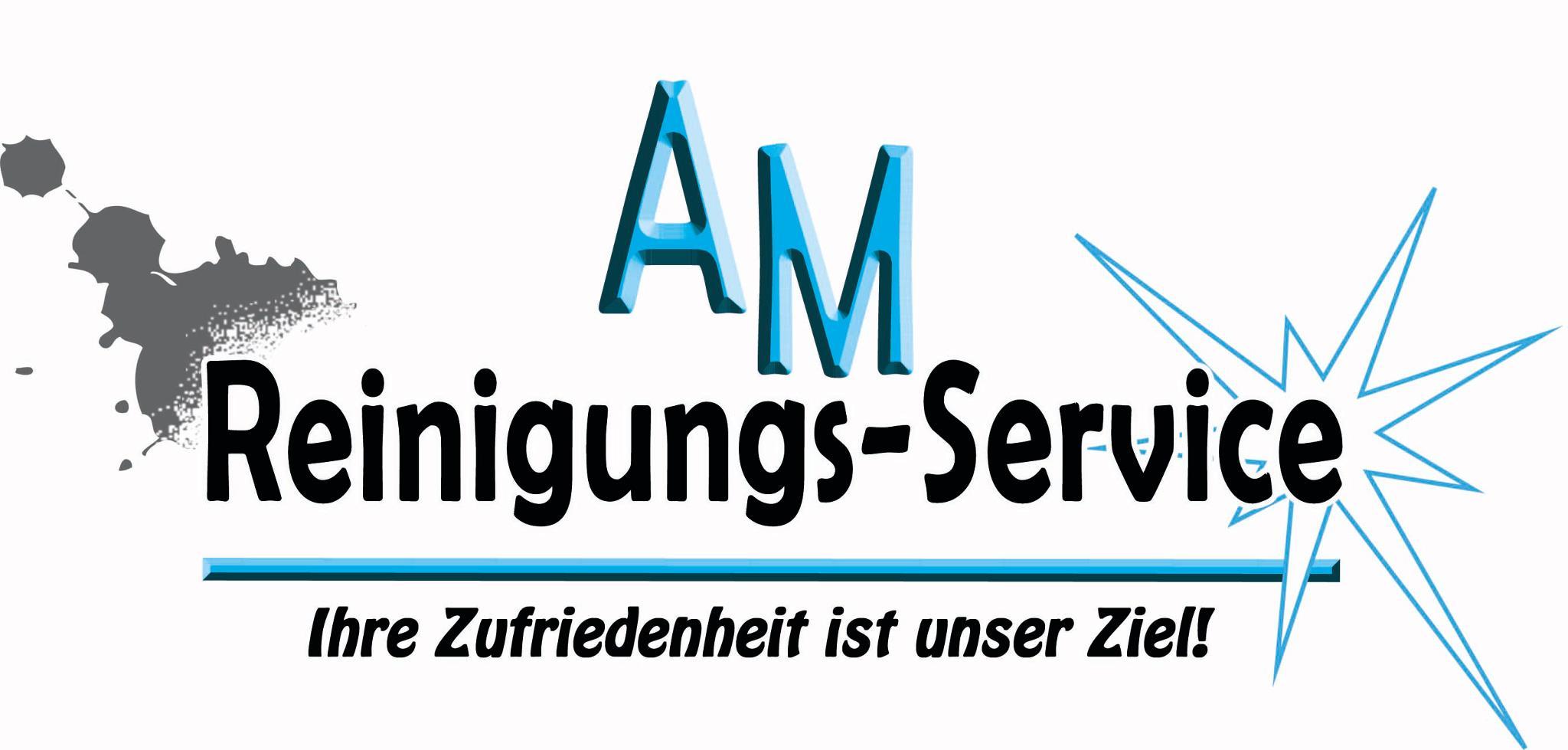 Logo-Design für AM-Reinigungs-Service