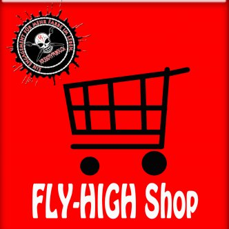Logo Fly-High Shop