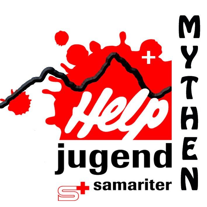 Logo-Personalisierung für Jugendsamariter Help Mythen