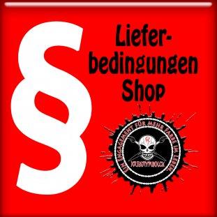 Lieferbedingungen Shop