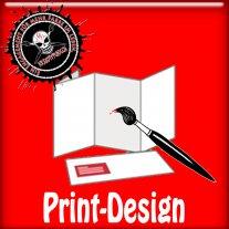 Logo Print Design