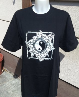 FLY-HIGH T-shirt Ying-Yang