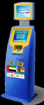 Franchise TauNigma Kiosk - NT.Payments verwaltet für Sie Ihr Geschäft - TauNigma-Franchising