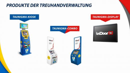 TauNigma Webinar zu den Geschäftsmodellen von TauNigma