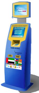 Franchise TauNigma Kiosk - Ihr eigener Zahlterminal - Ihr eigenes Geschäft