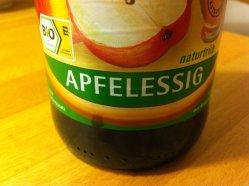 Abnehmen mit der Apfelessig-Diät
