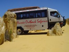 Explore the Pinnacles Desert