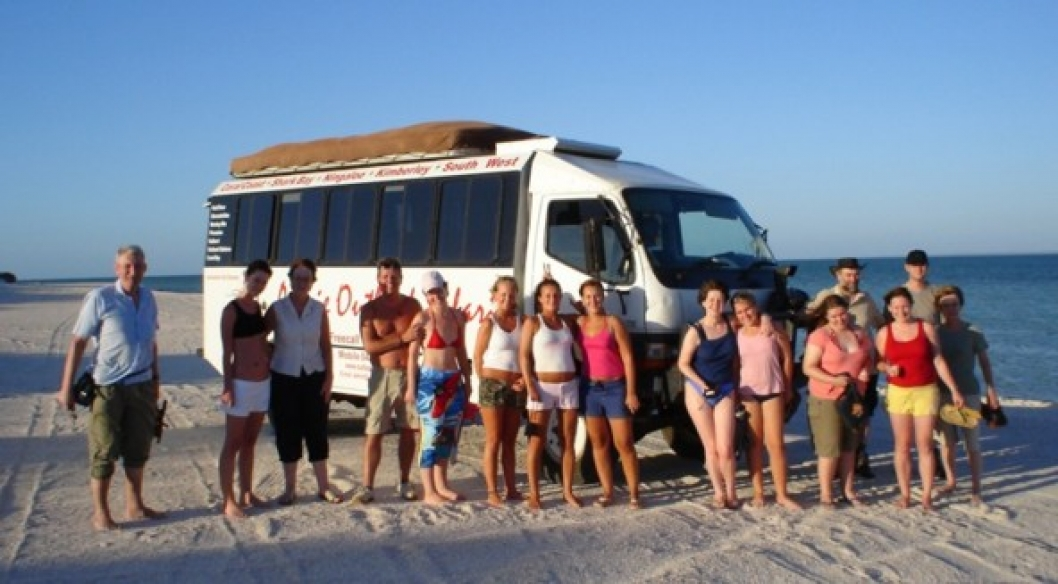 Shell Beach, Shark Bay