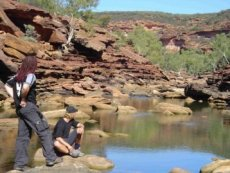 Z-Bend, Kalbarri Gorges, Murchison River
