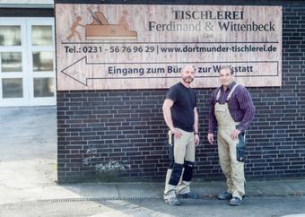Tischlerei Dortmund Geschäftsführung