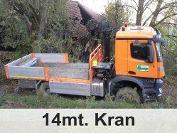 Bolzli Transporte AG Oberburg - Krane Burgdorf