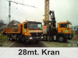 Bolzli Transporte AG Oberburg - Spezialtransporte Region Burgdorf
