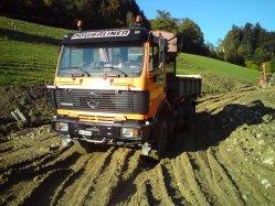 Bolzli Transporte AG - Kipper - 4-Achs Kipper