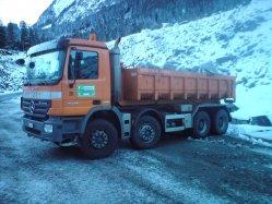 Bolzli Transporte AG - Mulden - Hakengeräte