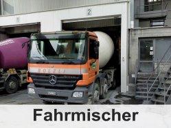Bolzli Transporte AG Oberburg - Fahrmischer Region Burgdorf