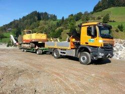 Bolzli Transporte AG - Schwertransporte