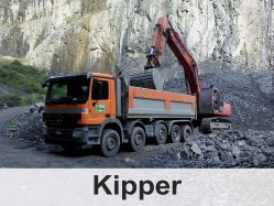 Bolzli Transporte AG Oberburg - Kipper Region Burgdorf