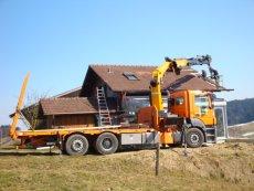 Bolzli Transporte AG - Krane - Kranarbeiten