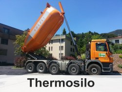 Bolzli Transporte AG Oberburg - Thermosilo Region Burgdorf
