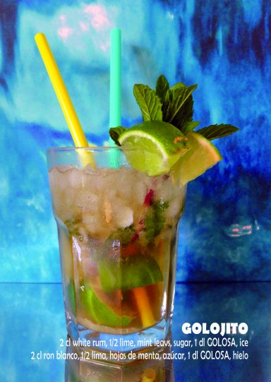 Golojito - Mix-Drink with Golosa