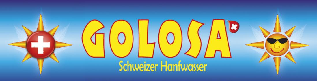 Golosa Schweizer das einzigartige Schweizer Hanfwasser