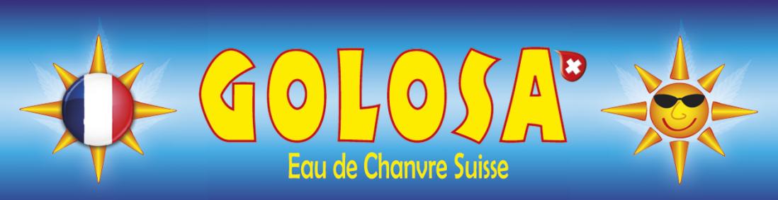 Golosa Eau du Chanvre francais