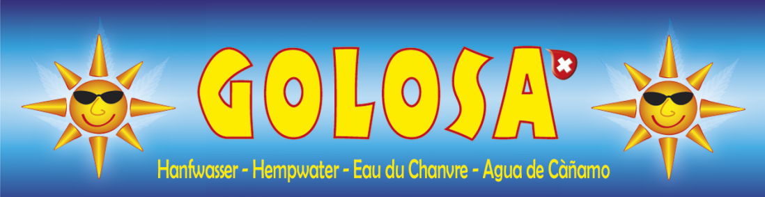 Golosa Schweizer Hanfwasser