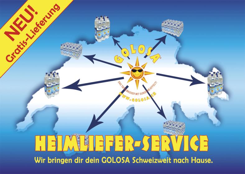 GOLOSA-Heimlieferservice