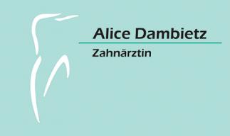 Alice Dambietz