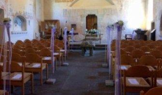 Blumenständer Kirchen Deko
